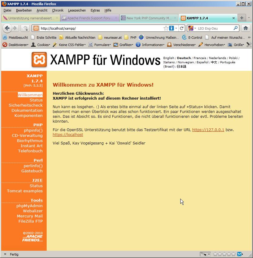 POP3, IMAP, SMTP Einstellungen — CHIP-Forum